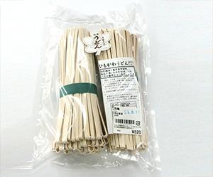 秋山製麺 ひもかわ